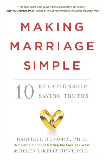 Book: Making Marriage Simple