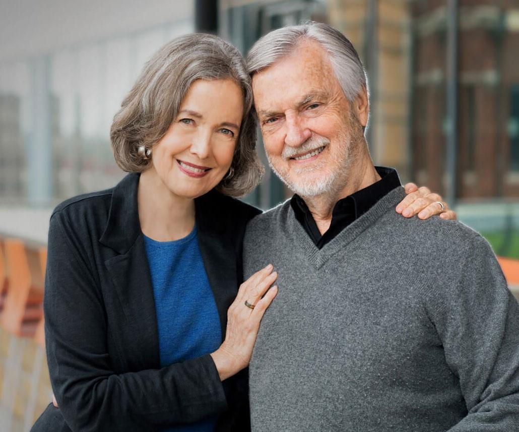 Harville & Helen Hunt
